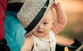 cute baby with hat magic4walls com
