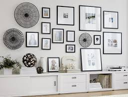 wall gallery ideas gallery wall ideas crate and barrel