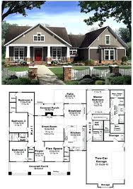 small bungalow style house plans house with floor plans novic me
