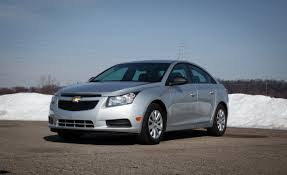 2011 chevrolet cruze ls test u2013 review u2013 car and driver