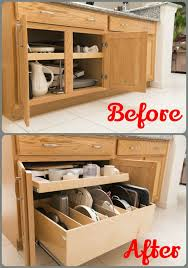 Kitchen Excellent Twin City Shelves Custom Pull Out Cabinet Within - Sliding kitchen cabinet shelves