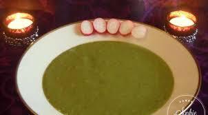 cuisiner la salade verte velouté de fanes de radis et salade verte la tendresse en cuisine