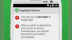 what is an android device fix for android stagefright bug causes phones to crash