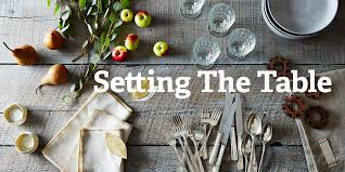 food52 the thanksgiving guide table settings recipes more