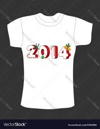 new years t shirts new years t shirt design royalty free vector image