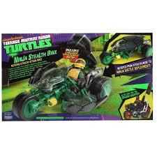 buy teenage mutant ninja turtles ninja stealth bike green