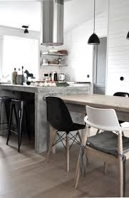 kitchen with island bench kitchen kitchen island bench dining table concrete concrete