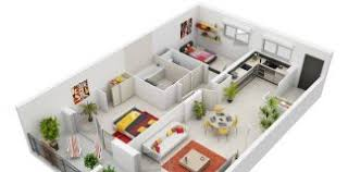 3d house floor plans 500 1000 square feet house plans 1000 square foot floor plans