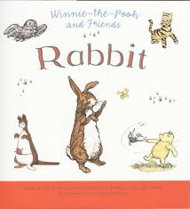 classic rabbit booktopia rabbit winnie the pooh and friends by a a milne