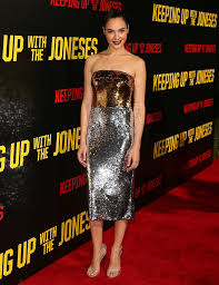 dress gal gal gadot sequin dress gal gadot sequins and faces