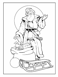 the magic christmas key coloring pages