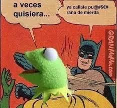 Memes De Batman - el meme de la baticachetada cumple 50 a祓os