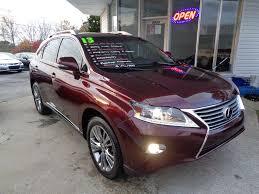 lexus rx 350 headlights import auto u0026 truck inc 2013 lexus rx 350 chattanooga tn