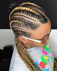 French Braid Hairstyles With Weave 70 Best Black Braided Hairstyles That Turn Heads In 2017