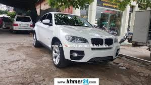 bmw x6 color options bmw x6 year 2010 white color options in phnom penh