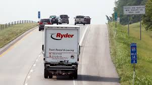 electric truck ryder signs exclusive deal with electric truck maker chanje