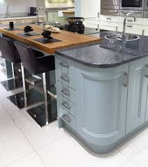 contemporary kitchen island design blue with curved units contemporary kitchen island