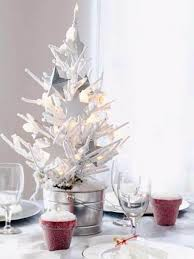 Mini Decorated Christmas Trees Beautiful Tabletop Christmas Trees Decorating Ideas U0026 Designs