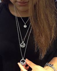 pandora locket necklace large images In love with our new autumn floating lockets they 39 re made with jpg