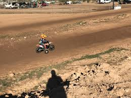 motocross race track canyon motocross peewee track day motomermel