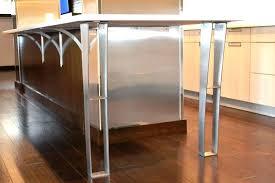 kitchen island legs metal kitchen island legs metal kitchenaid mixer recipes healthychoices