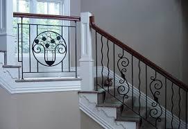 veranda regencyenclave white stainless steel stair rail hardware