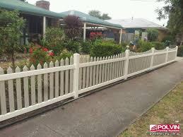 picket fences polvin fencing