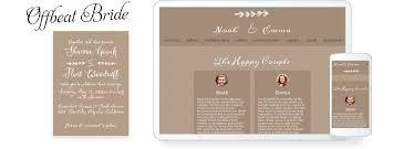 free personal wedding websites indian wedding invitation website yourweek baf37feca25e
