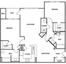 Kosher Kitchen Floor Plan Post Briarcliff Rentals Atlanta Ga Apartments Com