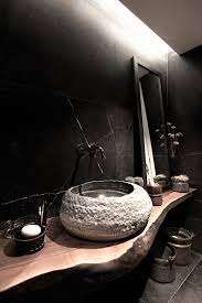 The 25 Best Black Wood by Top 25 Best Natural Bathroom Design Ideas Concrete Marbles And