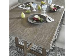 Dining Room Table Placemats by Universal Furniture Modern Jamison Dining Table