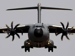military air vehicles 3 out of 4 four engines on the crashed airbus military plane were