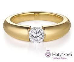zasnubni prsteny zlatnictví luž lenka motyčková galerie zásnubní prsteny
