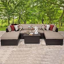 Sear Patio Furniture Tk Classics Casual Seating Sets Sears