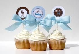 baby boy shower cupcakes baby shower cupcake toppers boy il 570xn 346667595 baby shower diy
