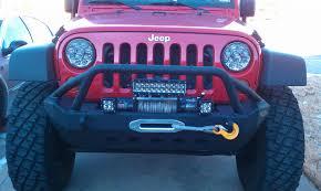 jeep black headlights rigid industries trucklite headlight upgrade jkowners com jeep