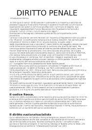dispense diritto penale riassunto corso di diritto penale di adelmo manna docsity