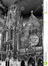 spookyt halloween background spooky halloween castle small version stock illustration image