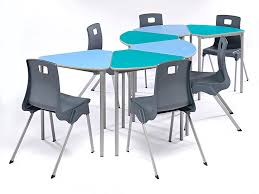 S Shaped Desk Segga Classroom Table Classroom Furniture School Desk