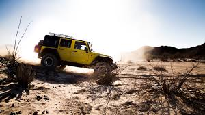 jeep baja edition pennzoil took a wrangler out in the desert and had its way with it
