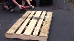 pallet upcycle challenge 2017 turning a baseball bat youtube