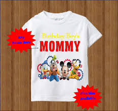 mickey mouse birthday shirt mickey mouse clubhouse birthday shirt mickey mouse clubhouse