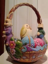 jim shore easter baskets 132 best jim shore images on jim o rourke christmas
