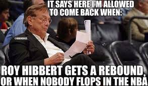 Roy Hibbert Memes - top 10 best memes of the week playoffs 1st round
