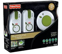 fisher price lights and sounds monitor amazon com fisher price surround lights sounds monitor with dual