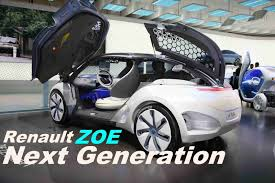 renault zoe 2016 next generation renault zoe 2017 electric super mini car youtube