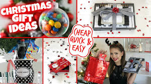 affordable christmas gift ideas guide quick cheap u0026 easy youtube
