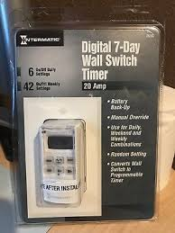 intermatic light switch timer intermatic electric timer zeppy io
