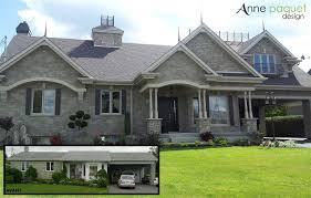 maison rénovée avant après rénovation avant après paquet design