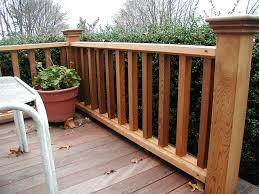 deck railing designs the home design adorable deck designs for